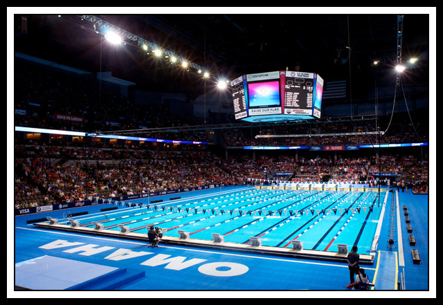 2012 U.S. Olympic Swimming Trials - Omaha, NE