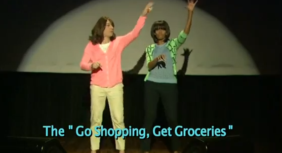 The Evolution of Mom Dancing With Jimmy Fallon and Michelle Obama